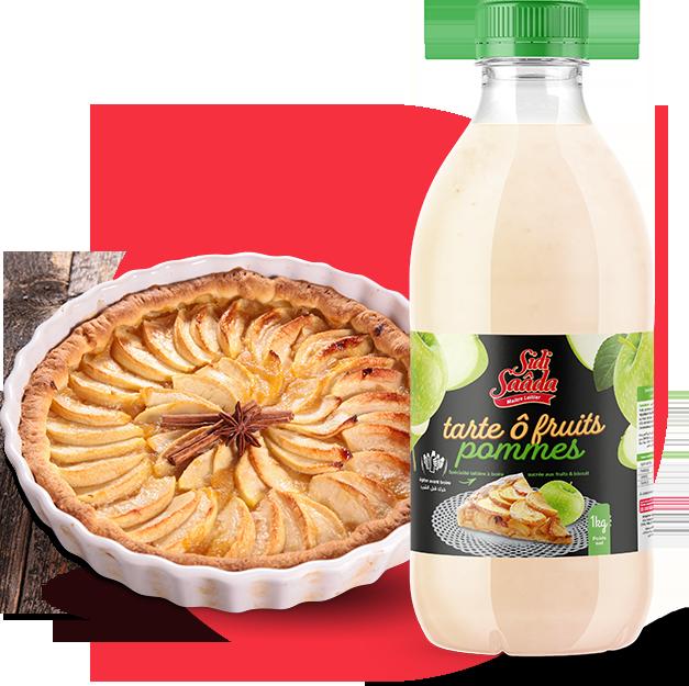 Sidi Saâda<i> tarte Ô fruits</i>