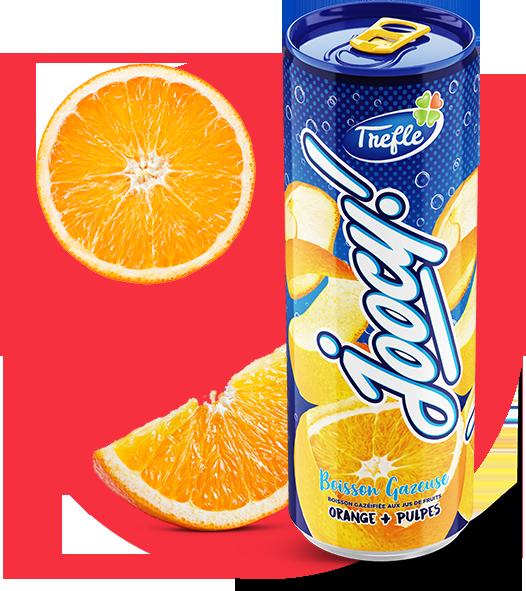 Joocy<i> Orange + Pulpes</i>